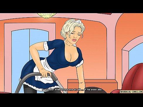 Kiny cartoon sex babes inside jab comix