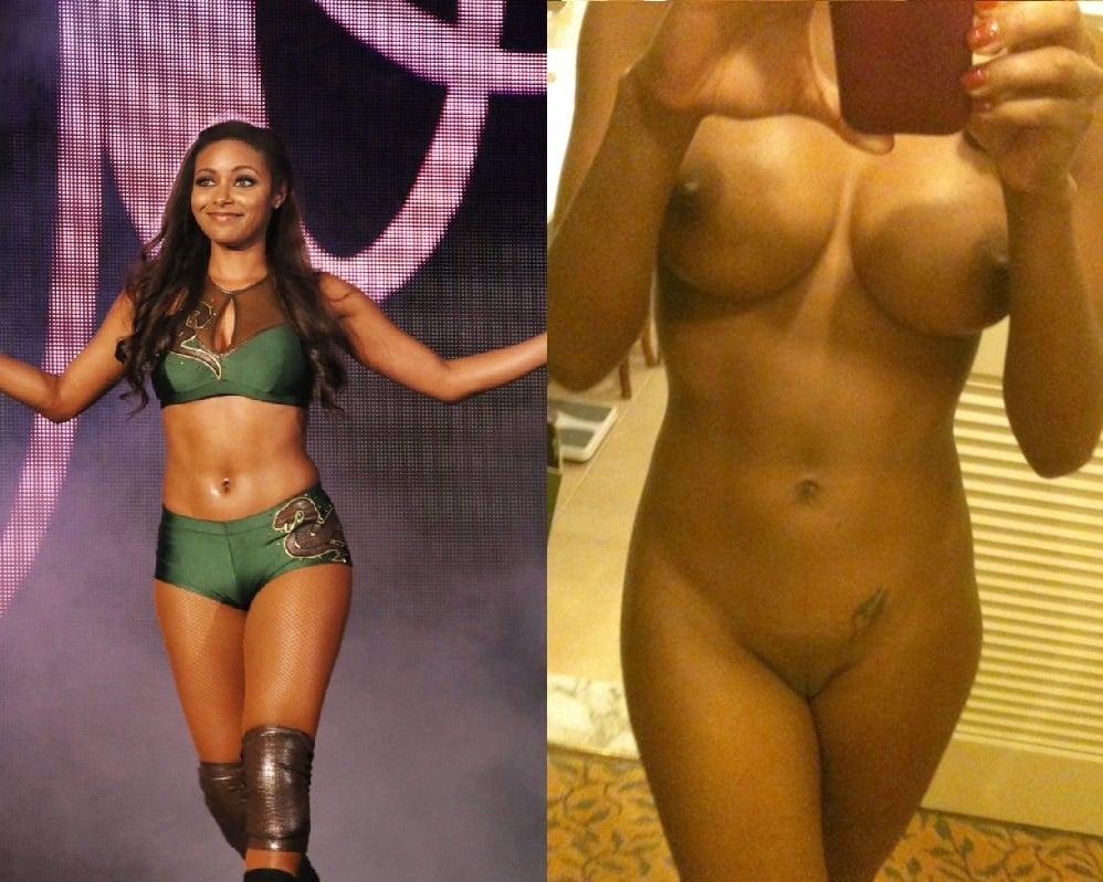 Nude pictures of wwe divas