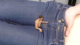 Ripped jeans dildo fuck tube movies hard jeans films
