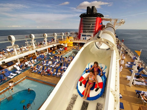 Swinging on a cruise stories