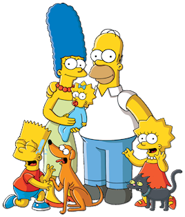 The simpsons violent death slaughtered graphic cartoon