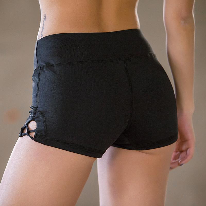 Yoga shorts hot pics