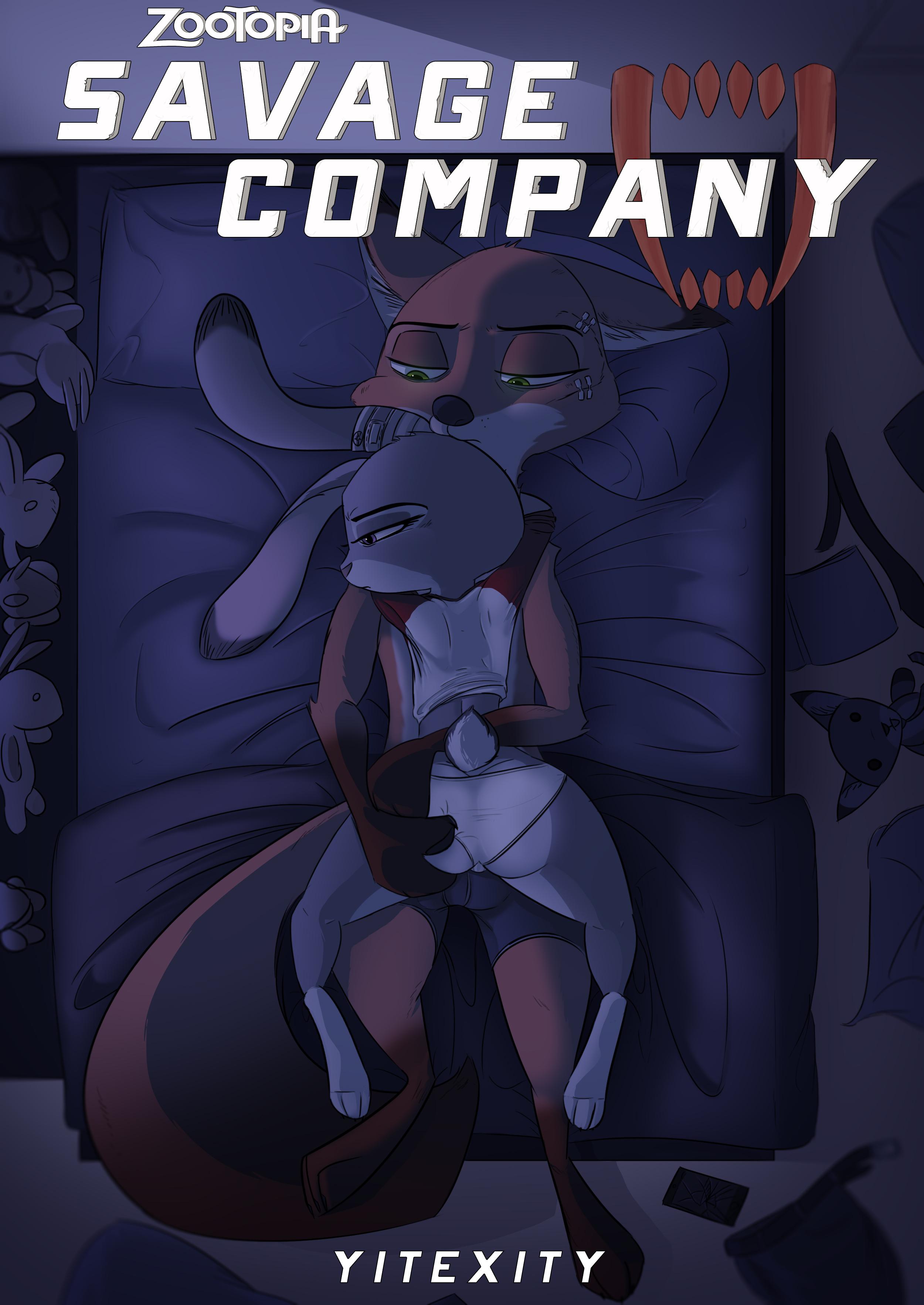 Zootopia cartoon porn hentai